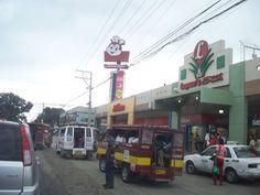 ... along Burgos St. in <b>Bacolod</b> City, <b>Negros</b> <b>Occidental</b>, <b>Philippines</b>
