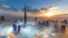 "Time-lapse photographer Rob Whitworth has taken the idea of hyperlapses to the next level with his latest video, ""Dubai Flow Motion"" (shown above). It offe"