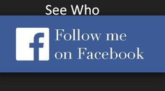 """How do I See Who Follows Me on Facebook 