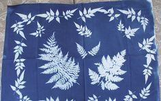 Cyanotype Quilt - - Yahoo Image Search Results