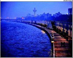 Riverfront Of Ahmedabad - Ahmedabad, India