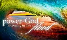 The Power of God is Coming in Like a Flood! - Benny Hinn Ministries