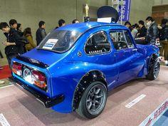 Dendou-Mushi Z / Subaru 360 Subaru 360 based Electric Car. Made by students from Saitama Institute of Automotive Technology. at Tokyo Auto Salon 2016 #car #TAS2016 #fairladyz #devilZ #Subaru #Subaru360 #electricvehicle #electriccar #フェアレディZ #スバル360 #東京オートサロン by san_mamiya