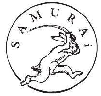 ラノベを世界へ、SAMURAi文庫 : SAMURAi文庫のロゴをめぐる冒険、うさぎ、護法童子。 - livedoor Blog(ブログ)