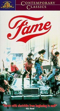 """""""FAME"""". (1980) IRENE CARA, , GENE ANTHONY RAY"""