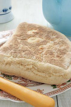 Irish Soda Farls Griddle Bread