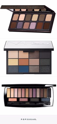 These Eye Shadow Palettes Will Make the Beauty Junkie on Your Holiday List Oh So Happy