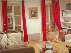 BYP-533 - Furnished 2 bedroom apartment for rent , 65 m² Rue Madeleine Michelis, Neuilly sur Seine 92200, 2250 €/M