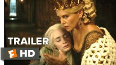 Queen fights queen in the new trailer for 'The Huntsman: Winter's War'. #WhoWillWinTheWar?