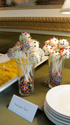 That skinny chick can bake!!!: Cheesecake Pops~