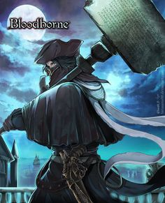 Bloodborne by SaraSama90.deviantart.com on @DeviantArt