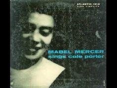 ▶ Ours - Mabel Mercer - Mabel Mercer Sings Cole Porter - YouTube