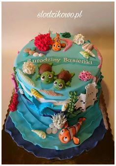 #cake ocean