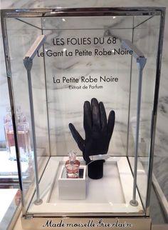 Les Folies du 68 ... La main de velours de La Petite Robe Noire de Guerlain ...