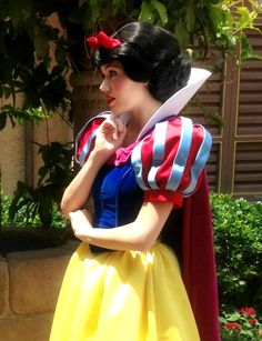 Snow White Disney World