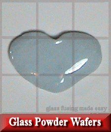 glass powder wafers, surface decorations, glass powder, glass wafer, wafer