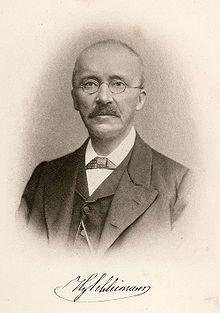 Heinrich Schliemann – Wikipedia