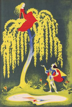 STUNNING    Illustrations by Einar Nerman for Fairy Tales from the North, circa 1946    Fairy Tales from the North
