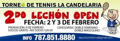 Abierto de Tennis @ Cabo Rojo