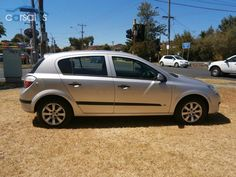 2005 HOLDEN ASTRA AH MY06 CD