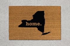 New York Home Door Mat - $39