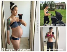 Fit Pregnancy, Healing Diastasis Recti, C-Section Wokouts, & Your Body After Baby