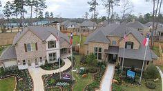 Augusta Pines _ Augusta Creek Ridge _ Model Homes _ Westin Homes _ M.I. Homes, Aerial Photography _ 77389 New Construction _ Klein ISD _ www.TravisRE.com _ | Flickr - Photo Sharing!