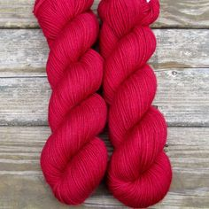 The darkest color in the Andromeda Gradient Set. Dark Andromeda is our latest favorite - a fantastic saturated, balanced red. Because this is a highly saturated color, we suggest pre-washing your yarn