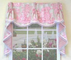 Valance Patterns, Curtain Patterns, Window Valance Patterns