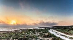 Twice a year, Chiefs Tented Camps pitch their luxury domes on this stretch of the wild Namaqua National Park coastline.