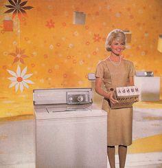 Doris Day en la comedia The Thrill of it all, 1963. Vestuario de JEAN LOUIS