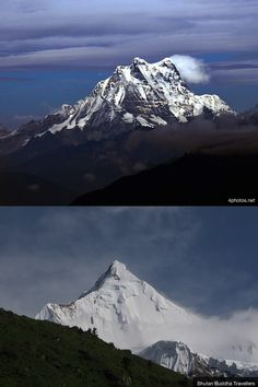 Believe it or not, there are some things in this world that remain totally unexplored, like the world's 40th tallest mountain peak, Gangkhar Puensum.