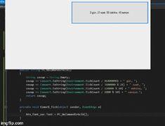 C# bilgisayar çalışma süresi