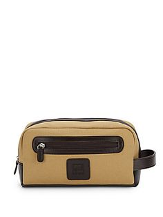 Canvas Toiletry Case