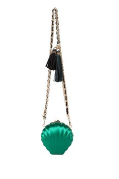 LANVIN  SEASHELL BAG