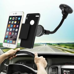 Iphone Car Holder, Cell Phone Holder, Blackberry Bold, Magnetic Phone Holder, Cell Phone Stand, Car Mount Holder, Car Phone Mount, Vehicle, Electronics