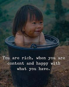 Positive Quotes : QUOTATION – Image : Quotes Of the day – Description You are rich when you are content and happy with what you have. Sharing is Power – Don't forget to share this quote ! Best Quotes Images, Best Inspirational Quotes, Motivational Quotes, Positive Attitude, Positive Thoughts, Positive Quotes, Nice Thoughts, Positive Vibes, Bill Gates
