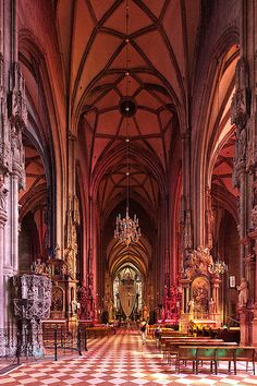 St. Stephen's Cathedral / Stephansdom, Vienna