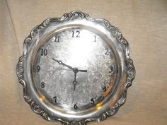 Phantastic Phinds: DIY Updates for Vintage Silverplate - Trays, Teapots, Silverware & More