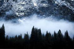 Yosemite Layer Cake  #landscape #yosemite #layer #cake #photography