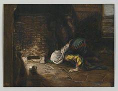 The Lost Drachma (La drachme perdue) Luke 15:8-10