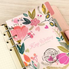 Find More Notebooks Information about A5 A6 A7 Spiral Notebook Loose Leaf  Transparent PP Separator Pages Flowers 5 sheets Separate Match filofax Kikkik,High Quality a5 pad,China a5 leather ring binder Suppliers, Cheap a5 coupe from Wenzhou Stone  Communication &  Stationery  Company on Aliexpress.com