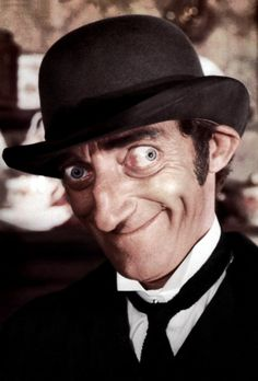 En images : Marty Feldman - Challenges.fr