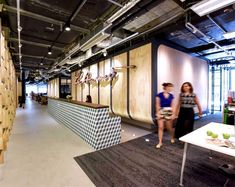 Leo Burnett HQ – One Truly Modern Urban Workspace