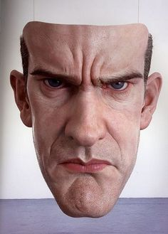 ron mueck sculptures | Photo realistic sculptures