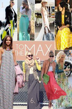 #dresses #maxi