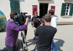 Interview with Gary Arndt in Dubrovnik Dubrovnik, Interview, Shopping