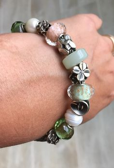 Trollbeads 40th anniversary bead bracelet by Fairy3 at Beadthrilled