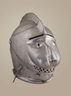 Helmet Germany, Between 1520 and 1530