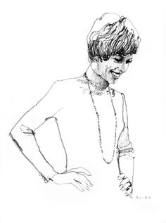 You could own this Bernie Fuchs original drawing!: https://www.etsy.com/listing/176280781/original-bernie-fuchs-drawings-for-the?ref=shop_home_active_7